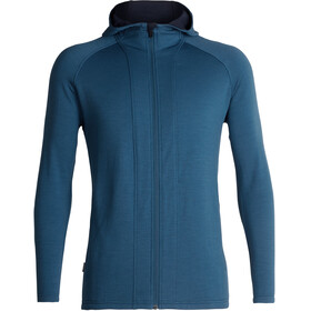 Icebreaker Wander Jacket Men blue